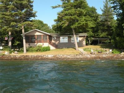 Alexandria Bay NY Single Family Home A-Active: $899,000