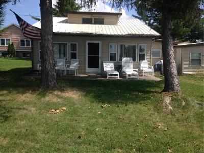 Orleans NY Single Family Home A-Active: $114,900
