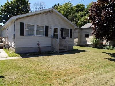Oswego-City NY Single Family Home A-Active: $87,900