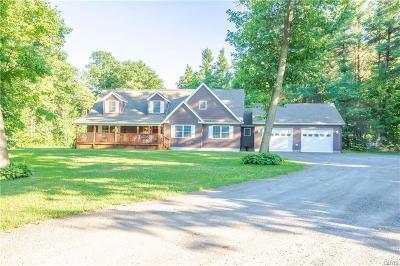 Rutland Single Family Home A-Active: 23513 Rex Drive
