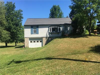 Oswego-City NY Single Family Home A-Active: $137,900