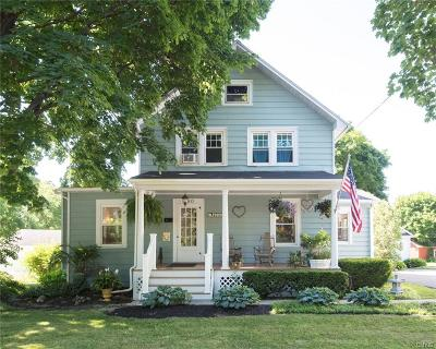 Single Family Home A-Active: 190 East Genesee Street