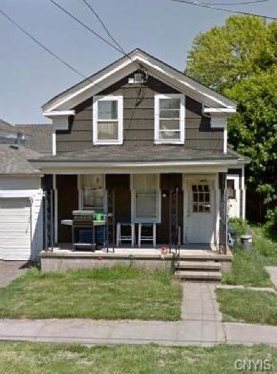Oswego-City NY Multi Family 2-4 A-Active: $52,000