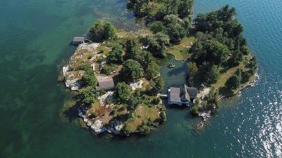 Single Family Home A-Active: 48540 Birch Island