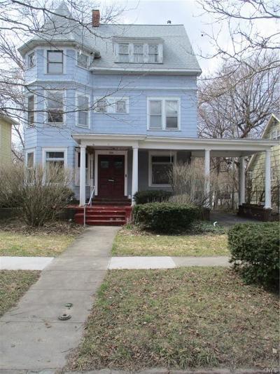 Syracuse Single Family Home U-Under Contract: 148 Clairmonte Avenue Southeast