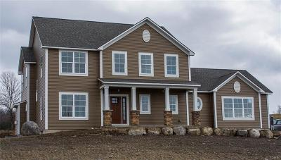 Pompey Single Family Home A-Active: Lot 11 C Yellow Birch Circle