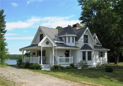 Jefferson County, Lewis County Single Family Home A-Active: 32227 County Route 22