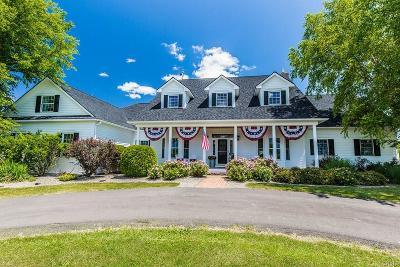 Cazenovia Single Family Home A-Active: 5130 Ridge Road