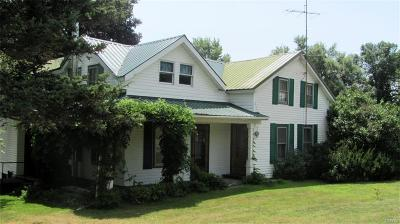 St Lawrence County Single Family Home A-Active: 3436 County Route 6