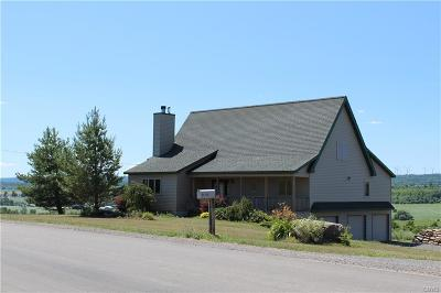 Jefferson County, Lewis County Single Family Home A-Active: 7147 Rice Road