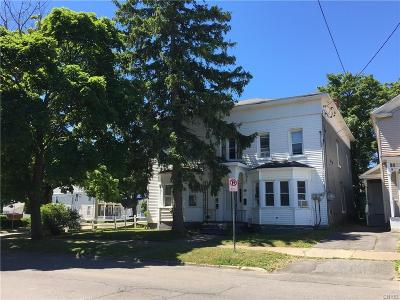 Oswego-City Multi Family 2-4 A-Active: 178 West 5th Street