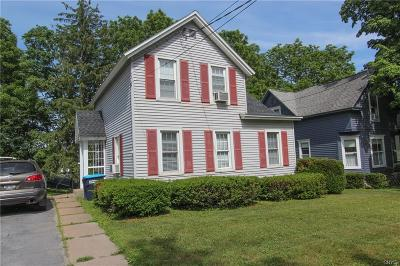 Lowville Single Family Home A-Active: 7704 West State Street