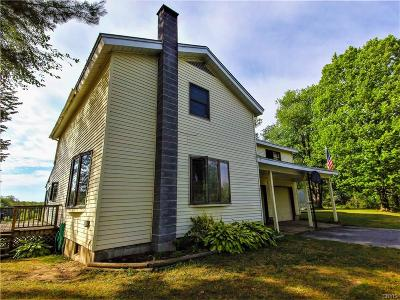 St Lawrence County Single Family Home U-Under Contract: 383 Jonesville Road