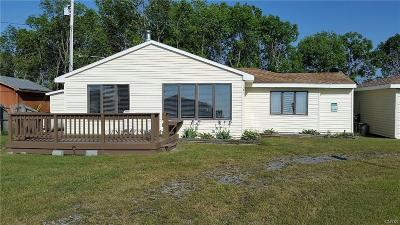 Cape Vincent NY Single Family Home A-Active: $225,000