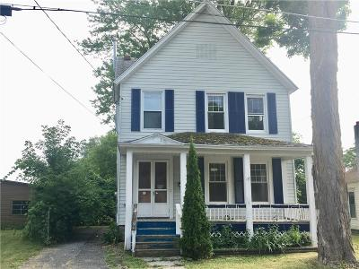 Watertown-City NY Single Family Home A-Active: $34,500