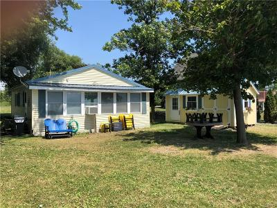 Single Family Home A-Active: 11713 Rays Bay Road