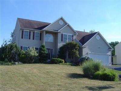 Syracuse Single Family Home A-Active: 4728 Setting Sun Terrace