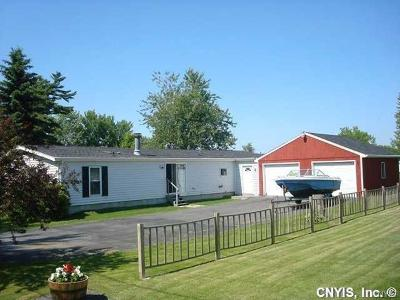 Jefferson County, Lewis County Single Family Home A-Active: 362 Centre Street