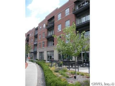 Syracuse Condo/Townhouse A-Active: 211 West Jefferson Street #303