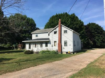 Hannibal Single Family Home A-Active: 1087 County Route 7
