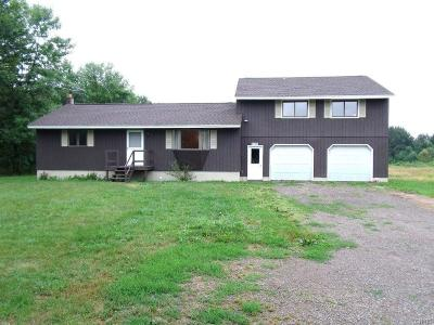 Mexico Single Family Home A-Active: 6115 State Route 3