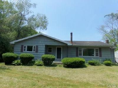 Single Family Home A-Active: 6785 Schepps Corners Road Road