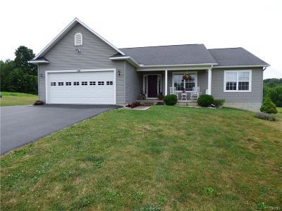 Cazenovia Single Family Home A-Active: 5855 Fieldstone Drive
