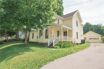 Croghan NY Single Family Home A-Active: $149,900