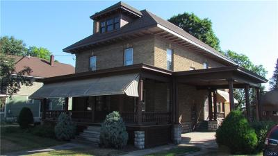 Lowville Single Family Home A-Active: 7454 South State Street