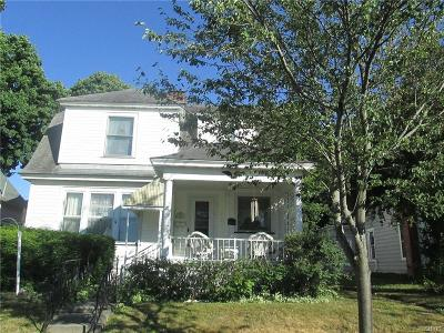 Watertown-city Single Family Home For Sale: 407 S Hamilton Street