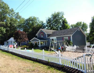 Castorland NY Single Family Home A-Active: $169,000