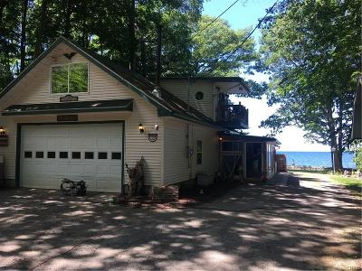 Single Family Home A-Active: 100 Lock Haven Beach Road
