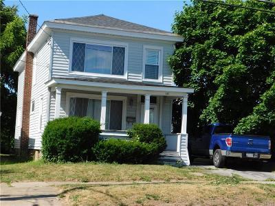 Oswego-City NY Single Family Home A-Active: $100,000