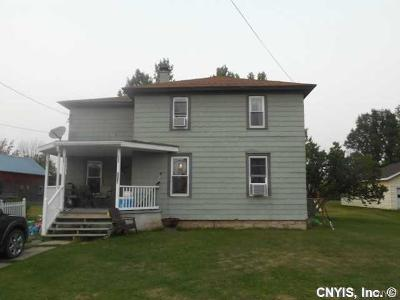 Orleans NY Single Family Home A-Active: $113,000