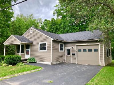 Cazenovia Single Family Home A-Active: 11 Sims Lane