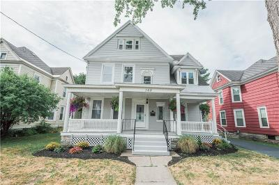 Watertown-City NY Single Family Home A-Active: $297,900