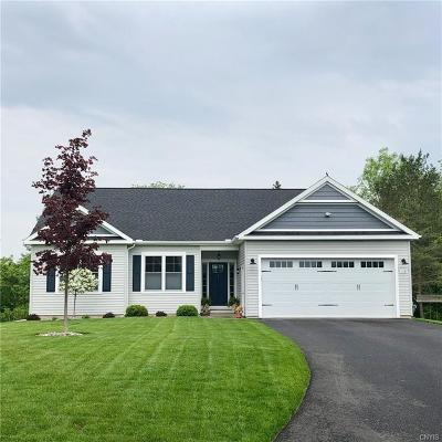 Cazenovia Single Family Home A-Active: 104 Emick Lane