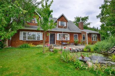 Pompey Single Family Home A-Active: 8194 Indian Hill Road