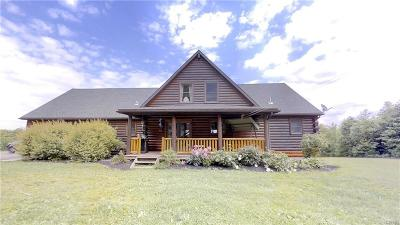 Moravia Single Family Home A-Active: 4376 Long Hill Road
