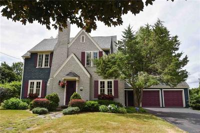 Utica Single Family Home A-Active: 112 Higby Road