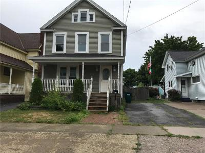 Single Family Home U-Under Contract: 95 West Schuyler Street