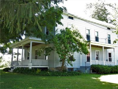 Martinsburg NY Single Family Home Sold: $229,900