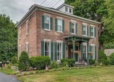 Syracuse Single Family Home A-Active: 3009 West Genesee Street