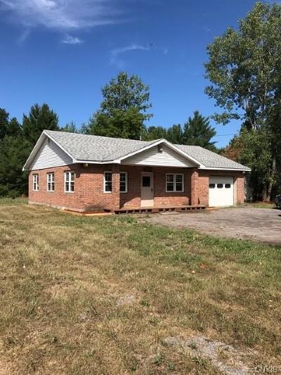 Rutland Single Family Home A-Active: 23685 Cemetery Road
