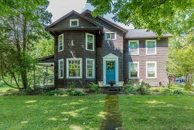 Cazenovia Single Family Home A-Active: 4455 Lincklaen Rd.
