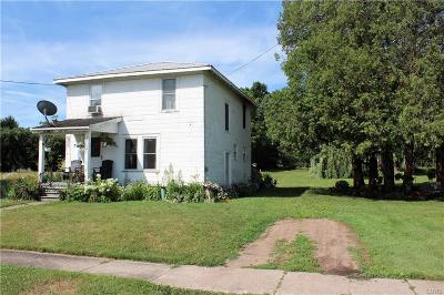 Lowville NY Single Family Home A-Active: $83,900