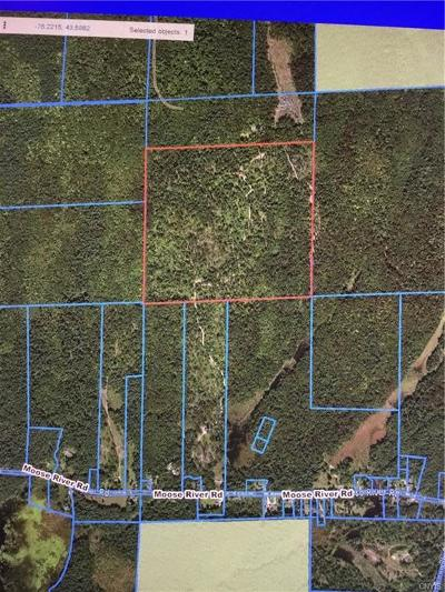 Lyonsdale NY Residential Lots & Land A-Active: $70,000