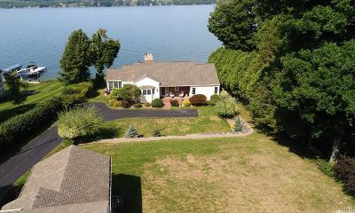 Single Family Home A-Active: 2815 East Lake Road