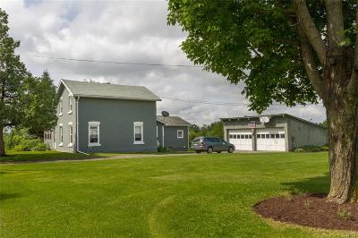 Single Family Home A-Active: 6609 Stevens Road