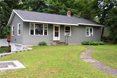 Lewis County Single Family Home C-Continue Show: 5284 Clinton Street